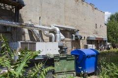 Система вентиляции Стоковое Фото