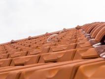 Система защиты падения крыши Стоковые Изображения
