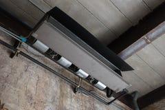 система кондиционера разделенная иллюстрацией стоковая фотография
