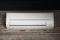 система кондиционера разделенная иллюстрацией стоковые фото