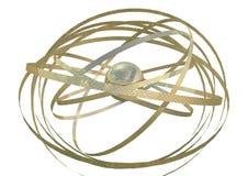 Система кольца Стоковое Изображение RF