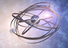 Система кольца Стоковое Изображение