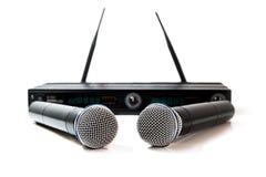 Система микрофона Стоковое Фото
