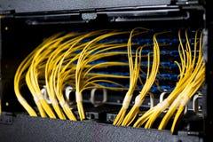 система платного кабельного телевидения Стоковое Фото