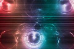 система пурпура дела абстрактной предпосылки голубая бесплатная иллюстрация