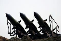 Система реактивного снаряда Военно-воздушных сил Kub-M   Стоковое фото RF