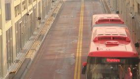 Система транзит Лахор шины метро акции видеоматериалы