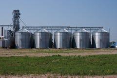 системы зерна засыхания Стоковые Изображения