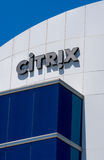 Системы Citrix, Inc Здание и логотип Coporate Стоковые Изображения