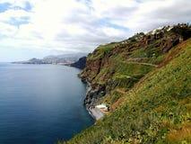Ситец, остров Мадейры Стоковое фото RF
