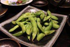 Ситуация внутри ресторана Izakaya, неофициальный pu японца Стоковые Изображения RF
