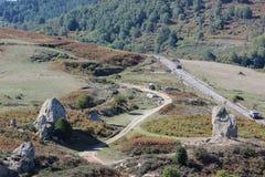 Сицилийские взгляды стоковое изображение rf