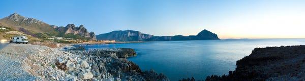 Сицилия Стоковое Фото