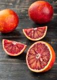 Сицилийский оранжевый плодоовощ Стоковое Фото