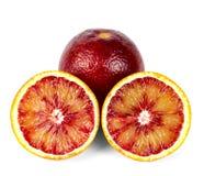 Сицилийский отрезок апельсина Стоковое Изображение