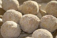 Сицилийское arancino Стоковая Фотография