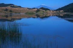 Сицилия, вулкан Этна стоковые изображения