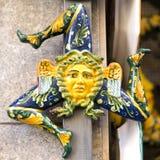 Сицилия Стоковые Фотографии RF