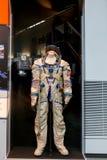 СИЭТЛ, WA - 8-ОЕ АПРЕЛЯ 2017: Музей полета в Сиэтл, Вашингтон, США Стоковые Изображения