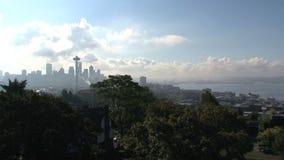 Сиэтл, Соединенные Штаты сток-видео