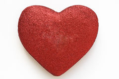 Сияющее сердце Стоковые Фото
