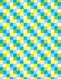 Сияющие квадраты Стоковые Фотографии RF