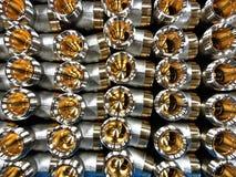 Сияющие клапаны Стоковые Фотографии RF