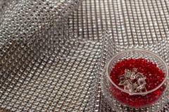 Сияющие кристаллы Стоковые Изображения
