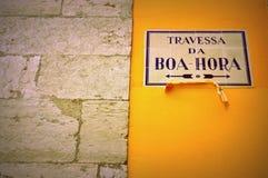 Сияющий день в Lisbonne стоковые фото