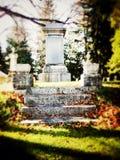 Сияющий памятник стоковые фото