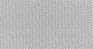 Сияющий стальной гриль Стоковые Фото