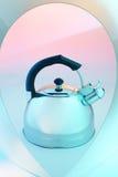 Сияющий чайник Стоковые Изображения