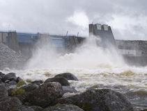 Сила воды Стоковое Фото