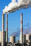 сила завода угля стоковые изображения rf