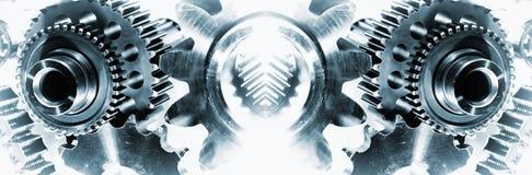 Сила и enegy проектируя части Стоковые Изображения RF