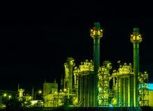 сила промышленного завода Стоковое Изображение