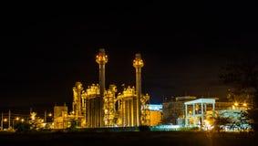сила промышленного завода Стоковое Изображение RF