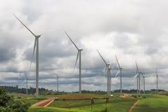 сила турбины Стоковая Фотография RF