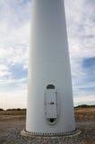 Сила энергии ветра Стоковое Фото