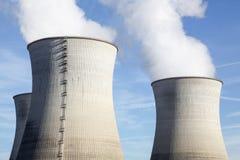 сила ядерной установки Стоковая Фотография RF