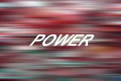 сила Стоковая Фотография RF