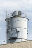 Силосохранилище металла Стоковые Фото