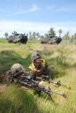 Силы Соединенных Штатов морские в Индонезии Стоковая Фотография