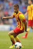 Сильва Neymar da FC Barcelona Стоковая Фотография