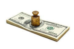 Сильная валюта Стоковая Фотография