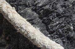 Сильная морская веревочка Стоковое Изображение RF