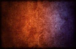 Сильно детальная темная текстура предпосылки с градиентом цвета Стоковая Фотография