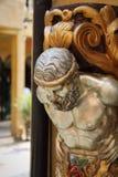 Сильный человек металла Стоковая Фотография RF