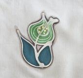 Сказка иллюстрации цветка стоковое изображение rf