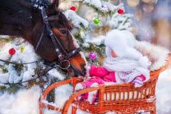 Сказка рождества Стоковая Фотография
